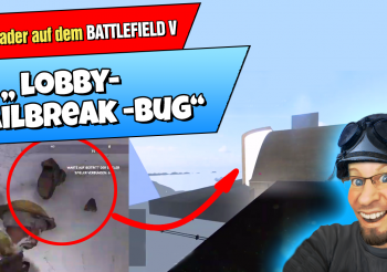 Battlefield V: Bugs & Fails
